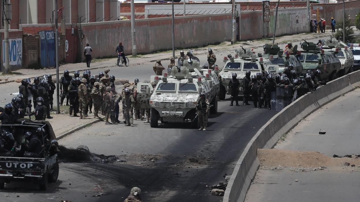 Resultado de imagen para golpe de estado en Bolivia