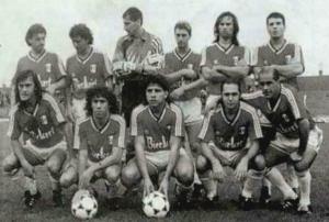 Deportivo Español subcampeón 1992.