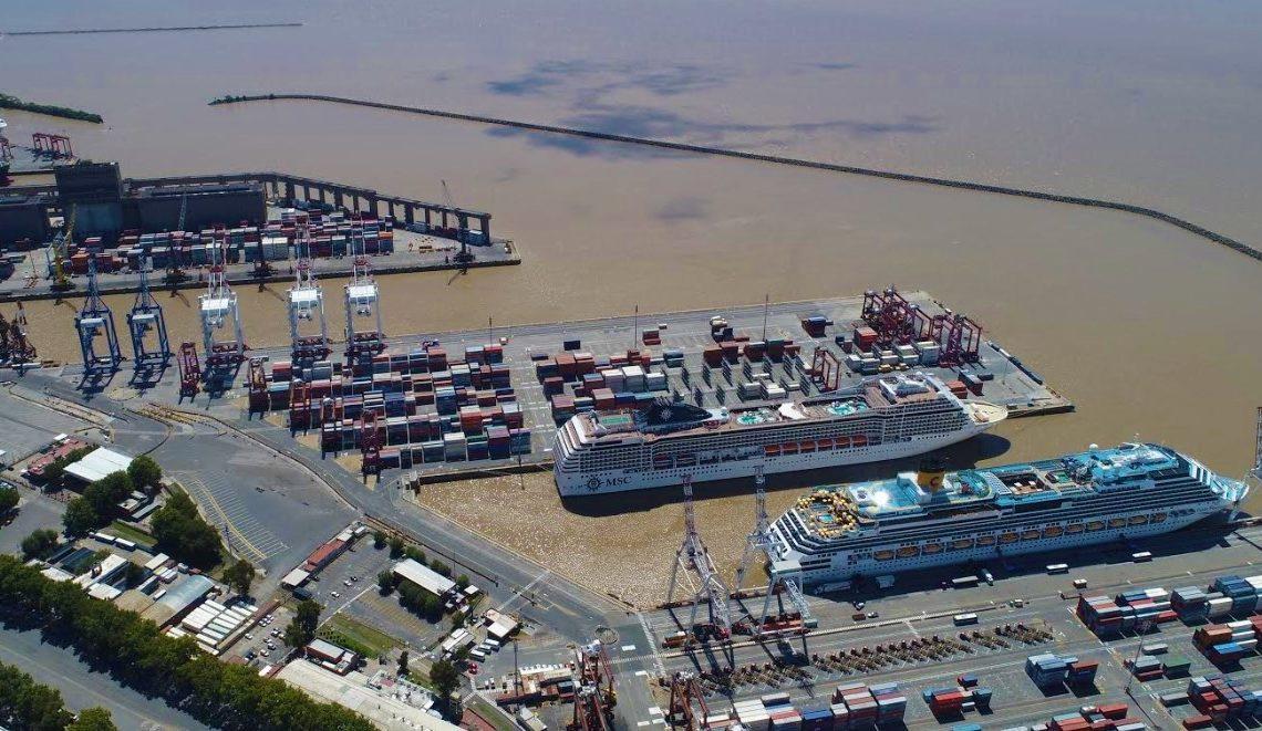Peligran 800 puestos de trabajo en el Puerto de Buenos Aires ...