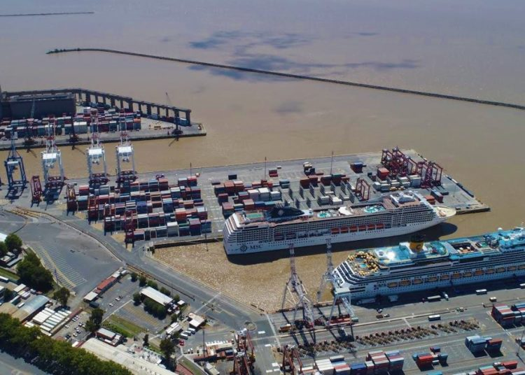 Peligran 800 puestos de trabajo en el Puerto de Buenos Aires