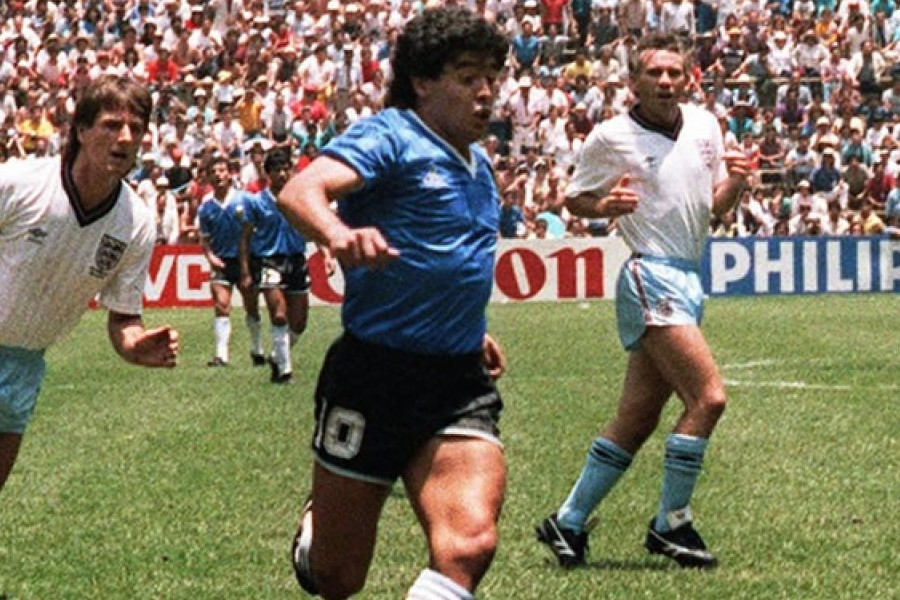 Historias Mundialistas El Clasico Argentina Inglaterra Radio Grafica